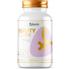 Beautyform (Bitamin), 90 капсул