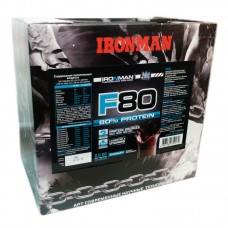 Turbo Mass Gainer (Iron Man), 1400 грамм