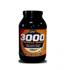 Muscle Mass 3000 (QNT), 4500 г