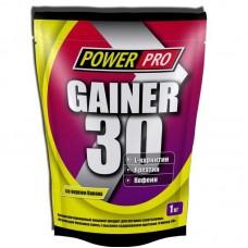 Gainer 30 (PowerPro), 1000 гр