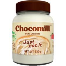 Арахисовая паста с белым шоколадом(Chocomill), 330 грамм